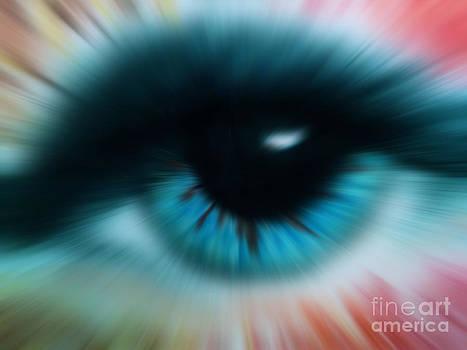 Eye Zoom by Shana Blake