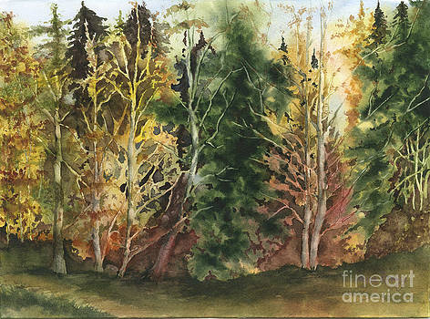 Fall Feeling by Laura Ramsey