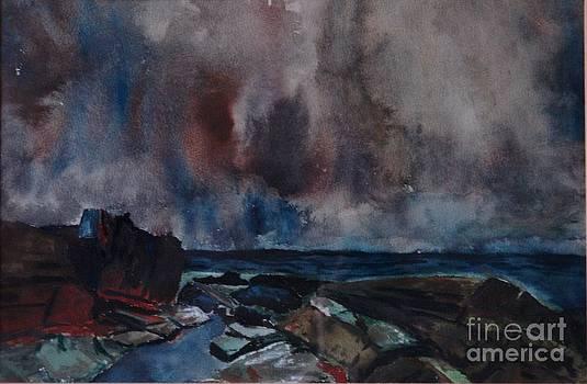Fall Storm by LJ Newlin