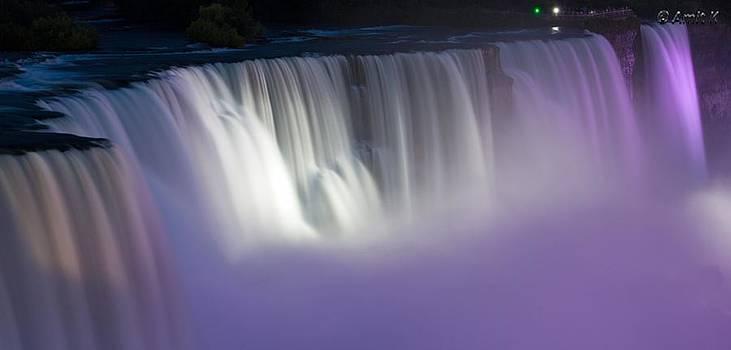 Falls by Amit Khanna