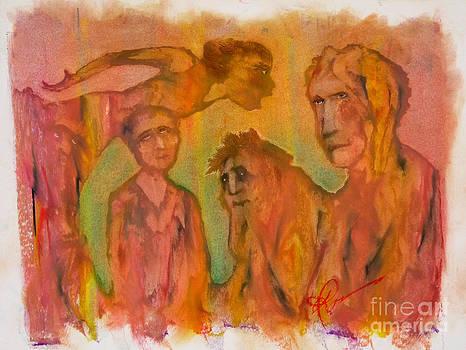 Family Drama by Linda May Jones