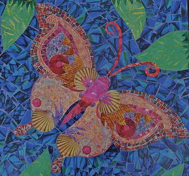 Fantasy Butterfly  by Teresa Grace Mock