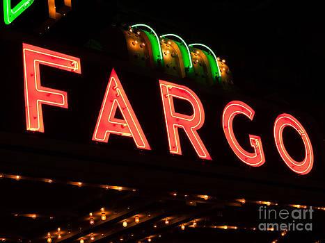Paul Velgos - Fargo North Dakota Sign Picture
