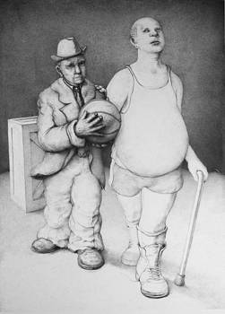 Father and Son by Louis Gleason