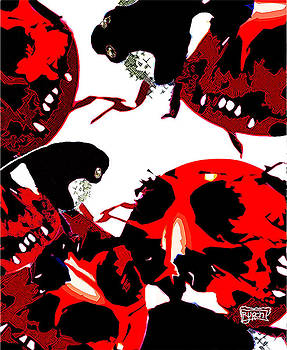 Fear And The Ladybugs by Steven Burch