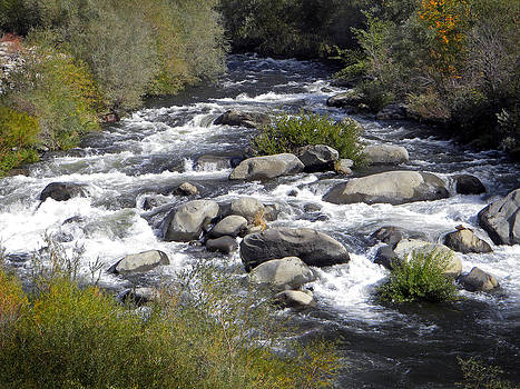 Frank Wilson - Feather River White Water