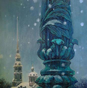 February by Aleksey Zuev