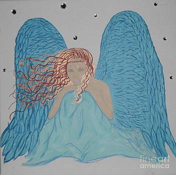 Feeling blue by Dawn Plyler