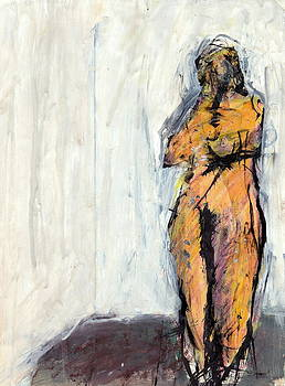 Female Figure In Room 2 by JC Armbruster