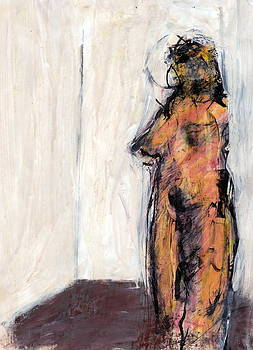 Female Figure In Room 3 by JC Armbruster