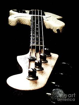 Fender Bass by Chris Murphy Elliott