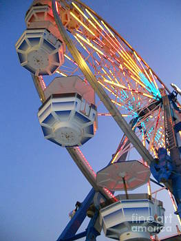 Ferris Wheel Fun by Clint Day