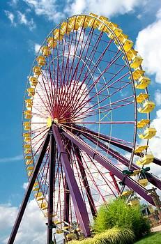 Lynnette Johns - Ferris Wheel