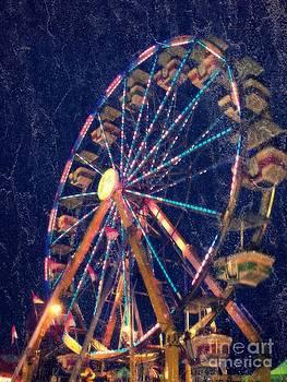 Ferris Wheel by Melanie Snipes