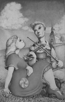 Fiddle by Louis Gleason
