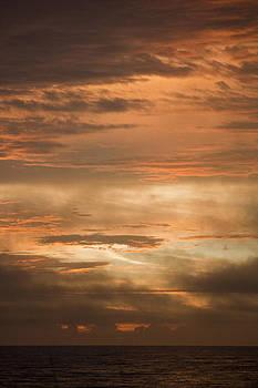 Teresa Mucha - Fiery Atlantic Sunrise 2