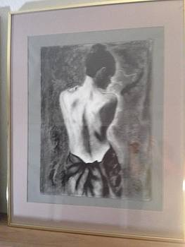 Figure Study by Dalene Turner