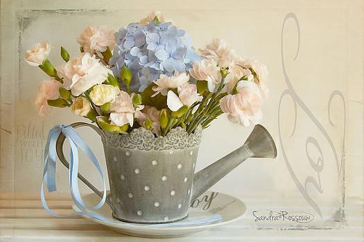 Filled with Joy  by Sandra Rossouw