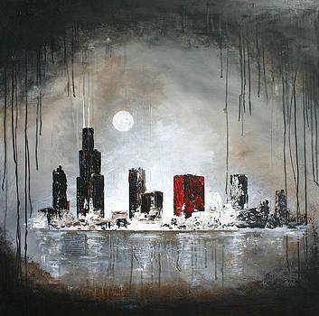 Film Noir Chicago by Vital Germaine