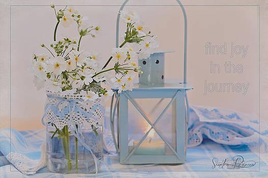 Find joy ................ by Sandra Rossouw