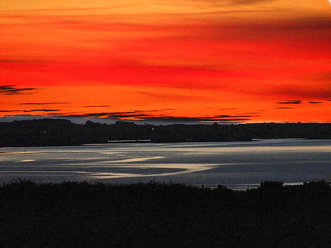 Fire In The Sky by Eddie Armstrong