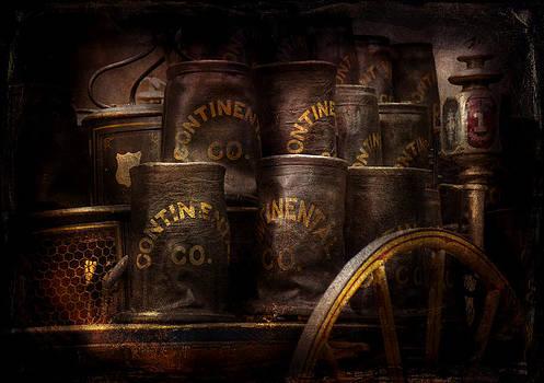 Mike Savad - Fireman - Bucket Brigade