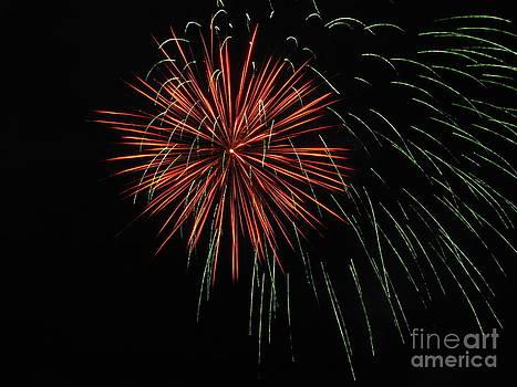Fireworks 03 by Ausra Huntington nee Paulauskaite