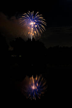 James BO  Insogna - Fireworks Reflection
