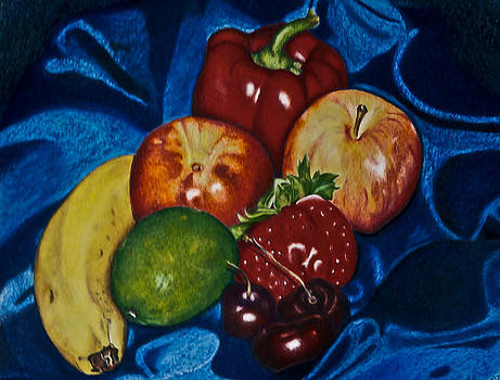 First Fruits  by Tj Voelker