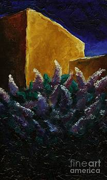 First Light on Lilac by Caroline Ferrante