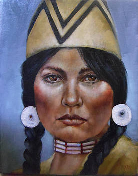 First People III by Geraldine Arata