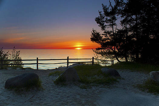 Fisherman's Island State Park by Megan Noble