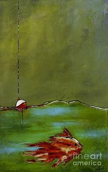 Fishing For Gold by Nancy Hilliard Joyce