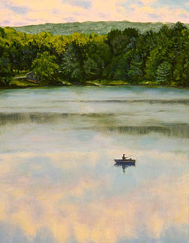 Fishing in the Clouds by Joe Bergholm