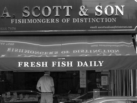 Fishmongers Of Distinction by Maggie Cruser