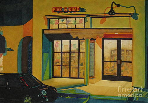 Five and Dime by Vikki Wicks