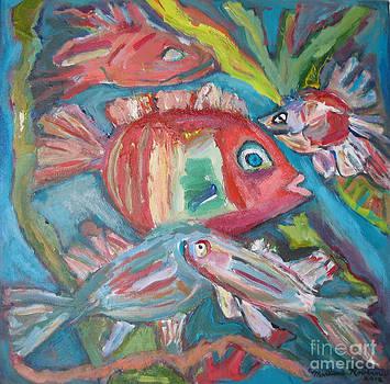 Five Fish by Marlene Robbins
