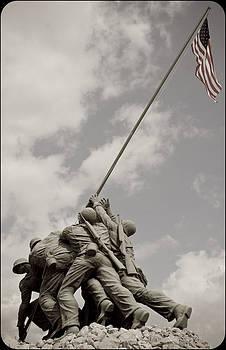 Flag Raisers by Jake Johnson