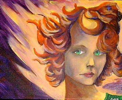Diane Peters - Flame Hair
