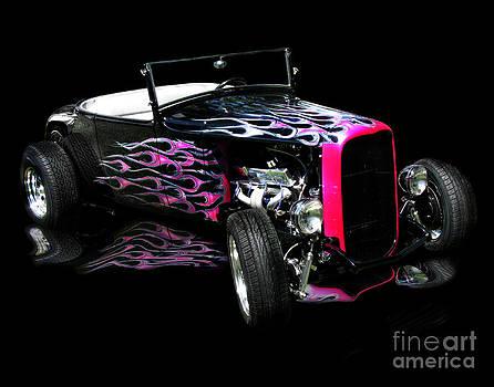 Peter Piatt - Flaming Hot Roadster