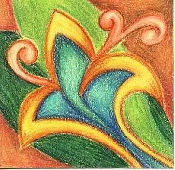 Fleur De Lis by Judith Correa