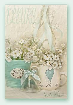 Fleurs by Sandra Rossouw
