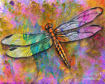 Flight of the Dragonfly by Dion Dior