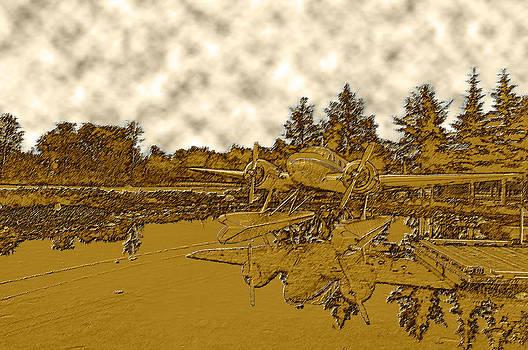 Daryl Macintyre - Float Plane