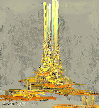 Floating Castle by Patrice Baldwin