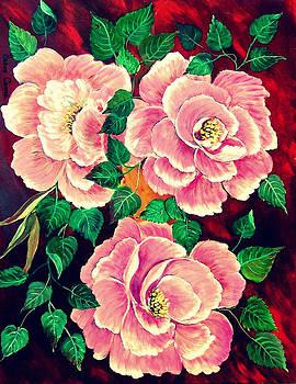 Floral by Fram Cama
