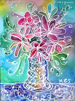 Floral by M C Sturman