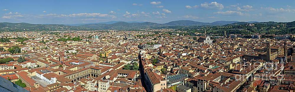 Sami Sarkis - Florence cityscape