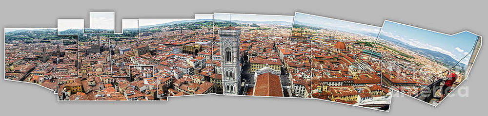 Gregory Dyer - Florence Italy - Panorama -01