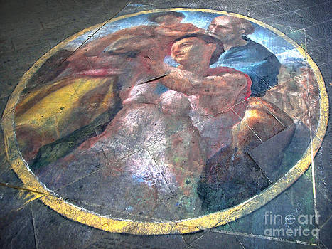 Gregory Dyer - Florence Italy Street Chalk Art - 03